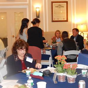 Association of Alumnae Awards Dinner & Meeting - May 6, 2016