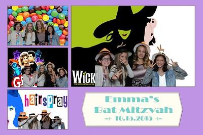 ema mitzvah party