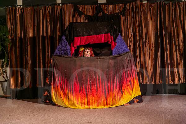 Ooky Spooky 2016 - Act 2
