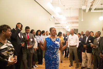 Penn Black Alumni Society New York City Launching Event