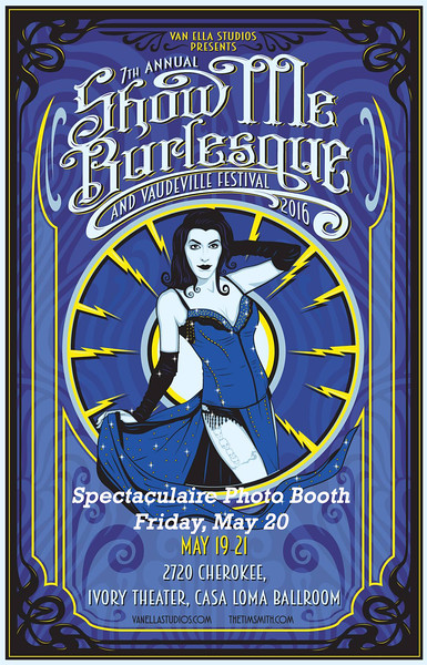 Spectaculaire Photo Booth - Show Me 2016/Friday