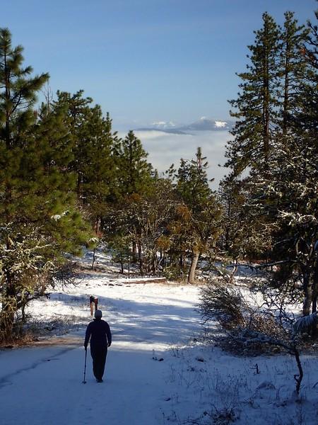Roxy Ann Peak Prescott Park Medford Oregon
