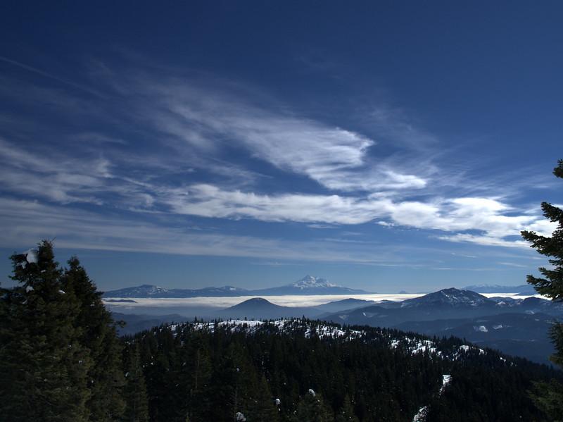 Grouse Gap Shelter Mount Ashland Oregon