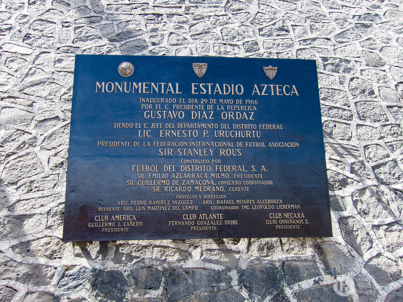 A Monumental Plaque