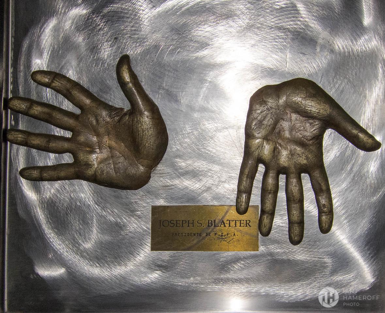 Hands of Corruption
