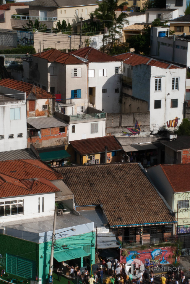 Afternoon in the Bairro