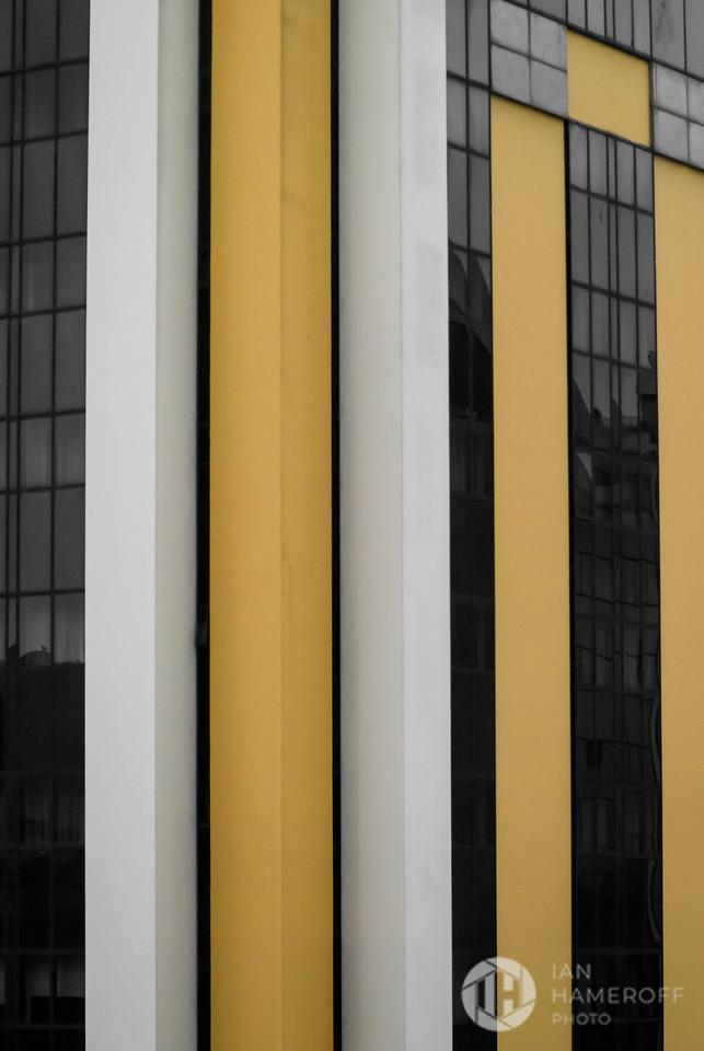 White and Yellowed