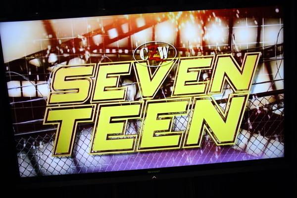 "2016-02-13 CZW: ""Seventeenth Anniversary"" @ Voorhees, NJ"