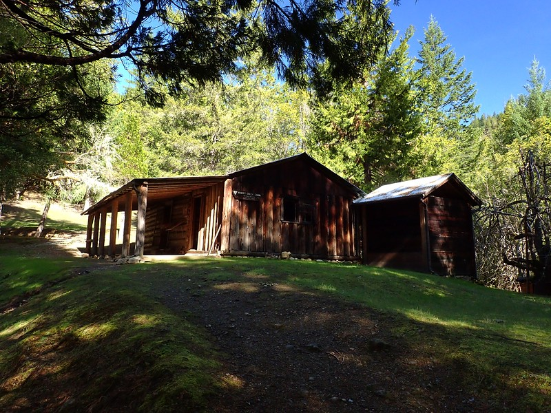 Whisky Creek Cabin Rogue River Oregon