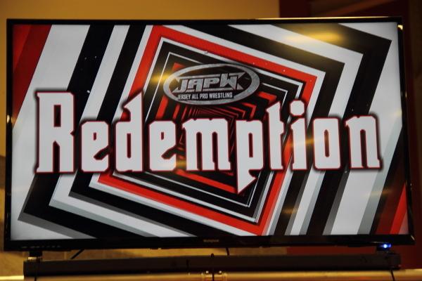 "2016-02-24: JAPW: ""Redemption"" @ Rahway, NJ"