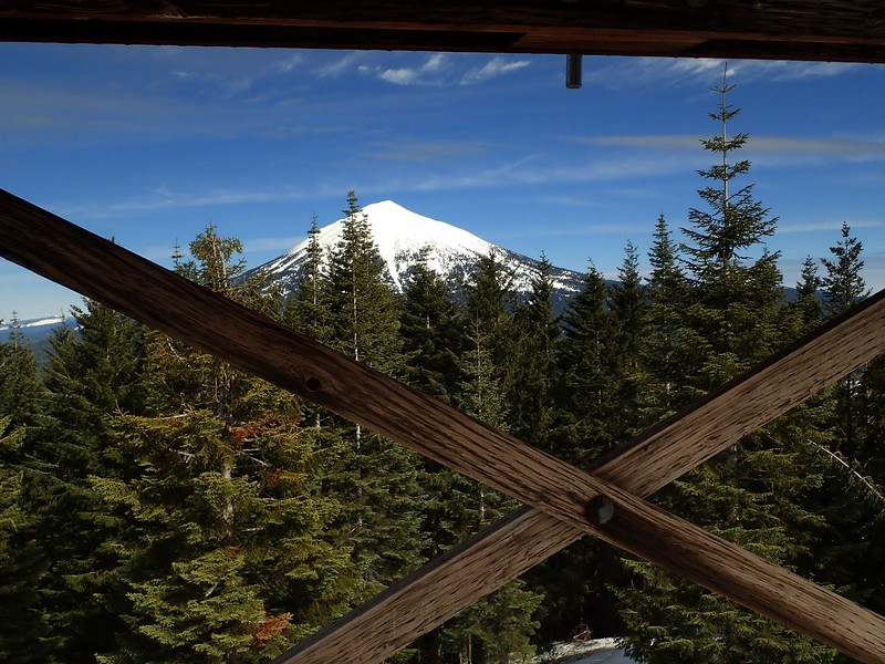 Robinson Butte Lookout Southern Oregon
