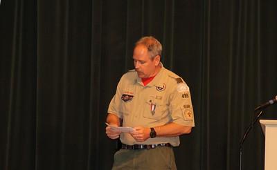 Zachary B. Eagle Ceremony