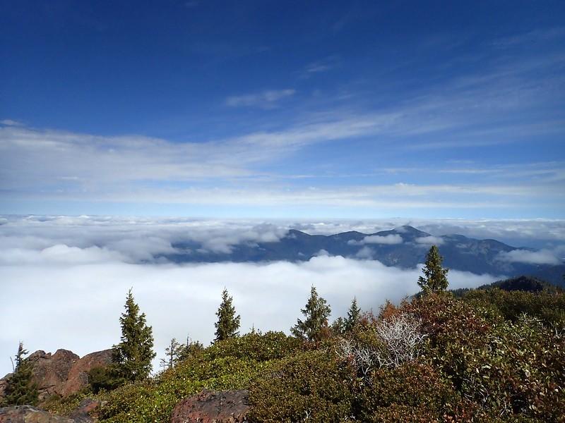 Kerby Peak Illinois Valley Oregon