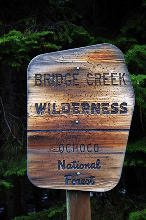 Bridge Creek Wilderness Oregon