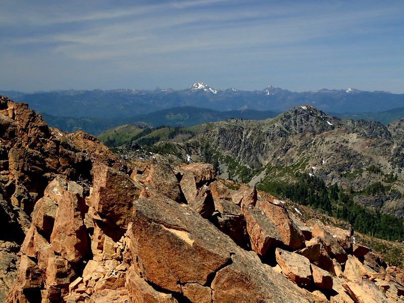 Red Buttes Wilderness