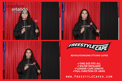 2016-06-05 Premiere Orlando International Beauty Show - FreeStyle Capes