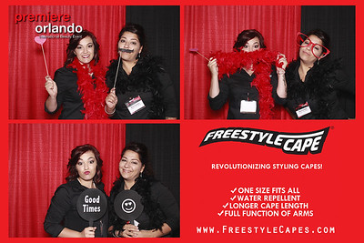 2016-06-06 Premiere Orlando International Beauty Show - FreeStyle Capes