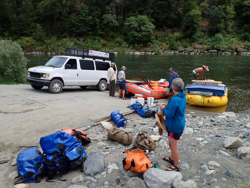 Rogue River Oregon rafting