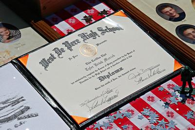 2016 06 11:  Tyler Brink M's hs grad party, De Pere, WI