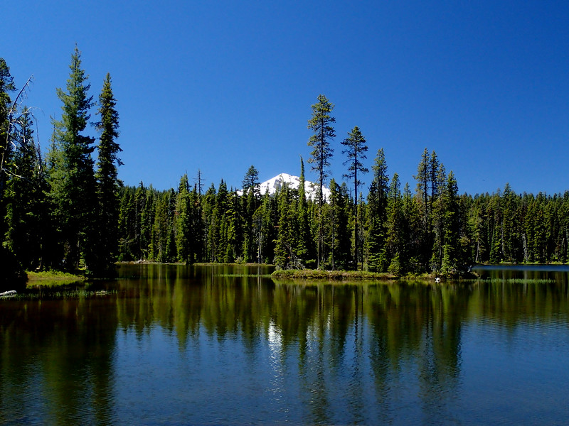 Sky Lakes Wilderness Oregon