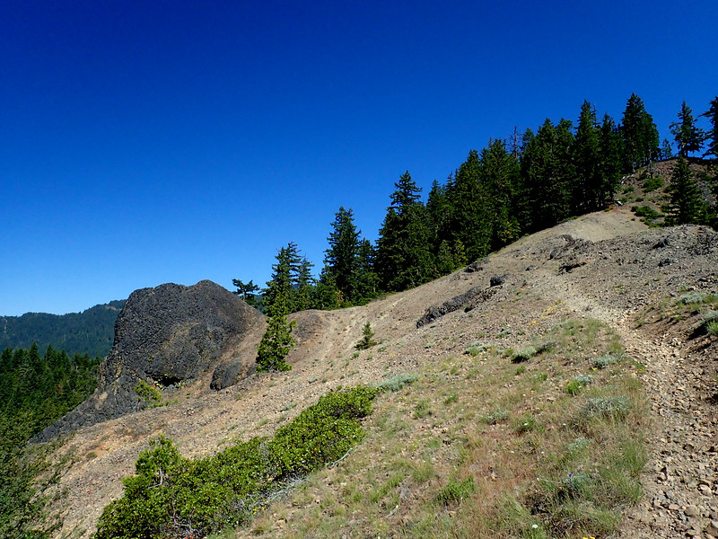 Golden Stairs Rogue-Umpqua Oregon