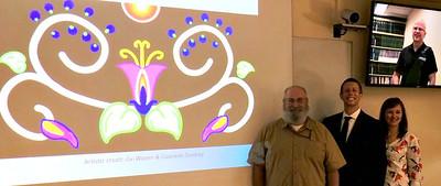 2016 06 30: Ben Aronson's PhD defense, SAPh, UMN College of Pharmacy
