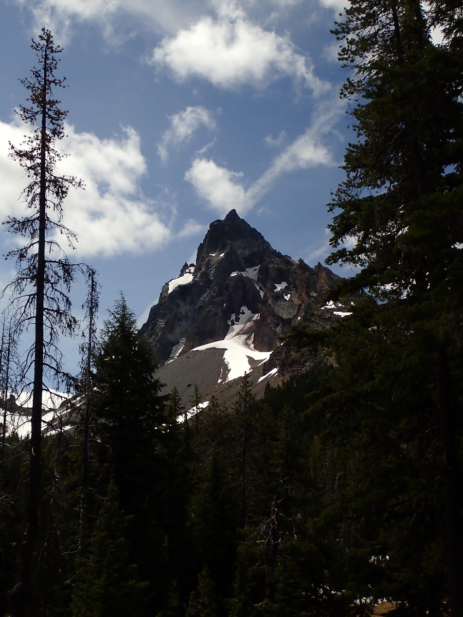 Mount Thielsen Wilderness Oregon