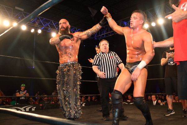 2016-07-16 ROH:The Aftermath Tour TV Tapings Episode #257 @ Philadelphia, PA