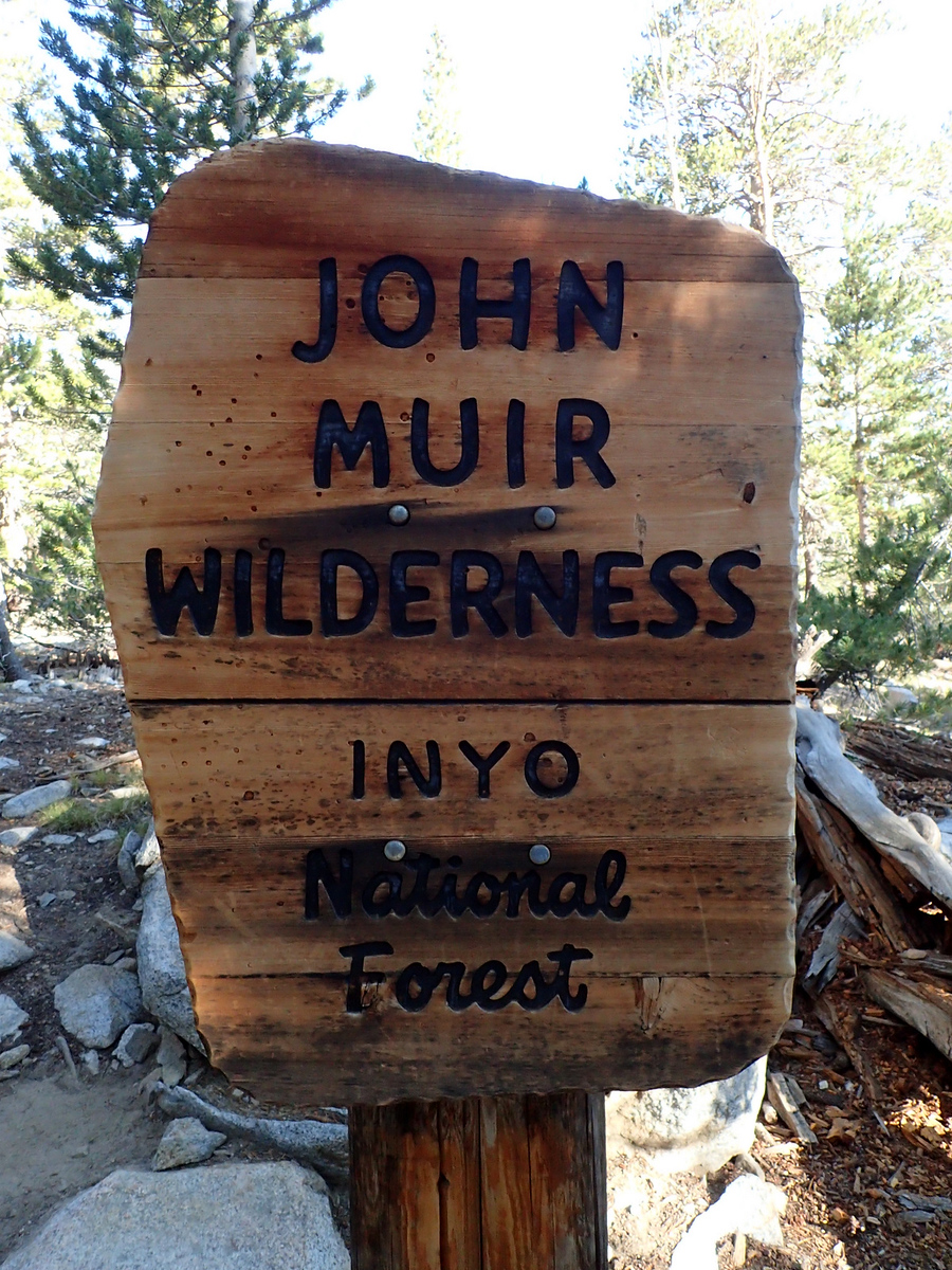 John Muir Wilderness California