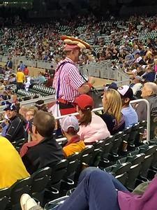 2016 09 03: Target Field, Minnesota Twins, Hot Dog Man, Vendor