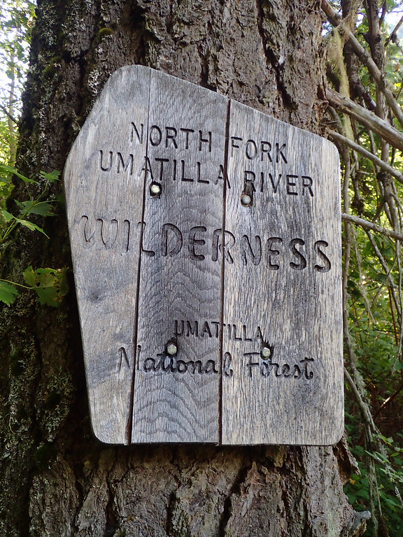 North Fork Umatilla Wilderness Oregon