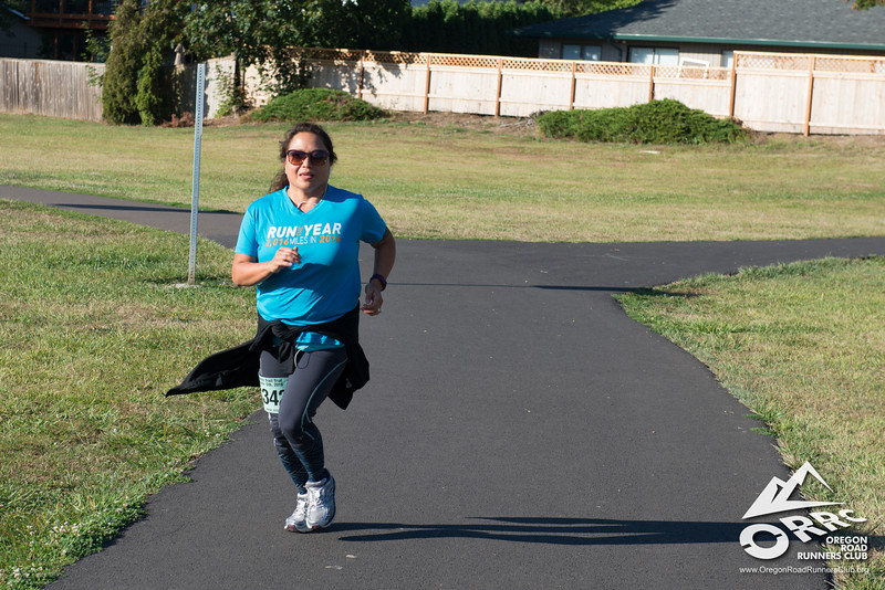 2016 09 05 - ORRC Greenway Time Trail
