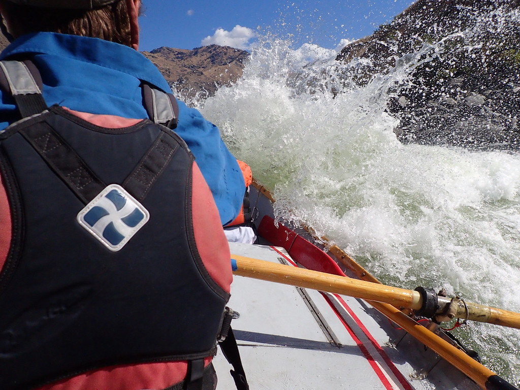 Hells Canyon Snake River Rafting
