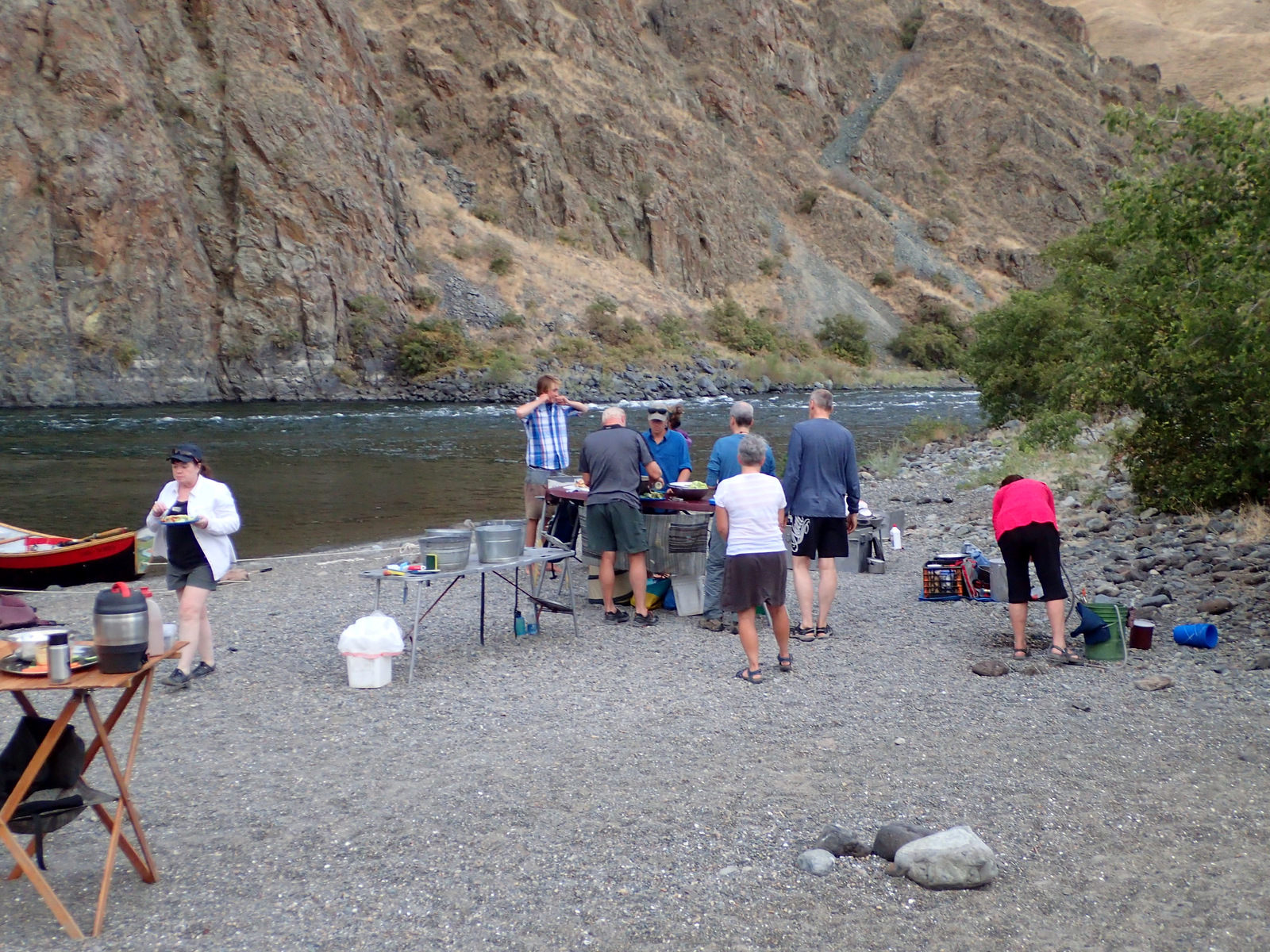 Hells Canyon Snake River Rafting