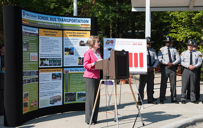 2016-09-07: School Bus Safety Press Conference