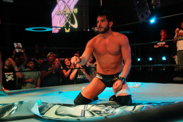 2016-09-11: Evolve 69: Farewell to An Icon Finale @ Queens, NY