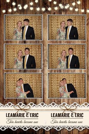 2016-10-01 Leamarie & Eric