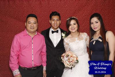 2016-10-15 Phu & Trang's Wedding - Thank You