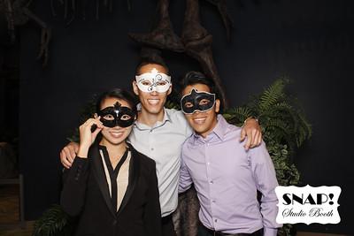 2016-11-16 Yelp's Winter Masquerade Ball