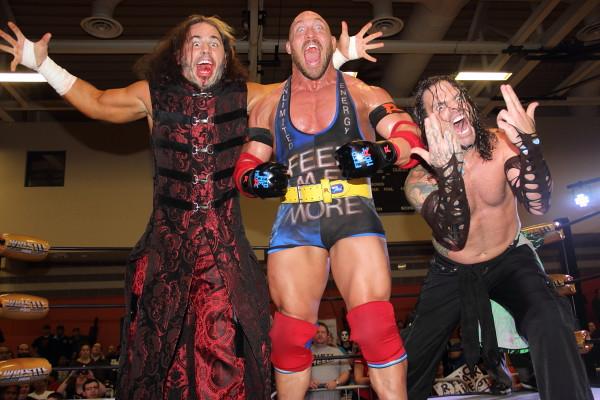 2016-11-19 WrestlePro Issue #11 @ Rahway, NJ