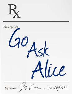 2016 11 29-30  Go Ask Alice