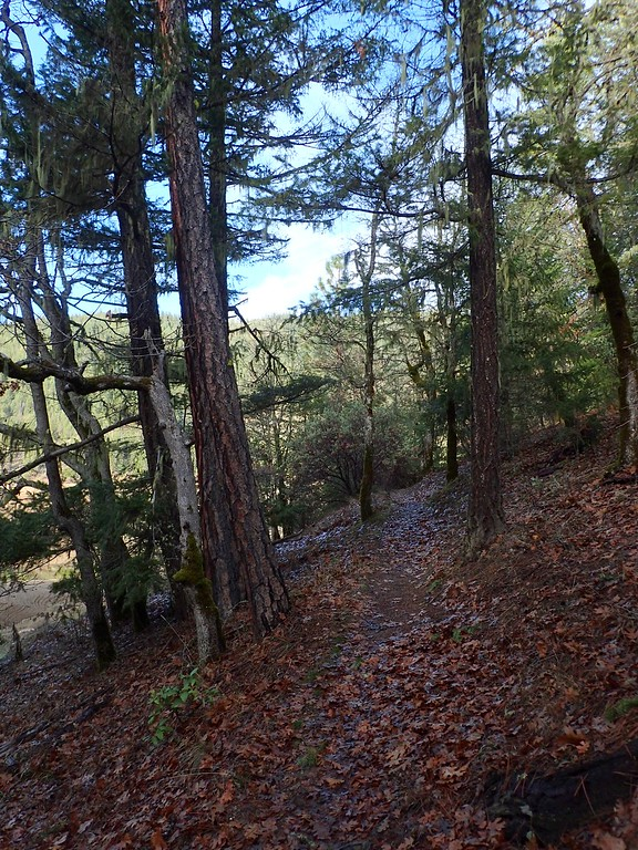Payette Trail Applegate Lake Southern Oregon
