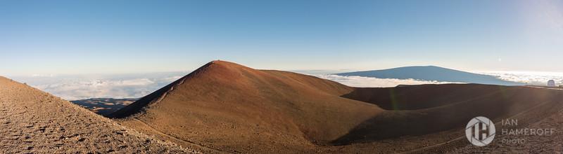 Mauna Kea Landscape