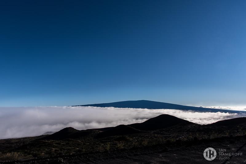 Mauna Loa from MKO