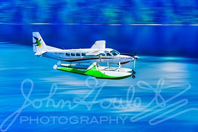 Cessna C208B-EX Amphibian Seaplane