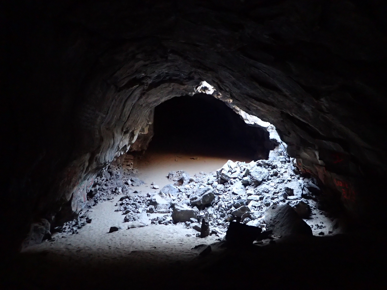 Pluto's Cave Northern California