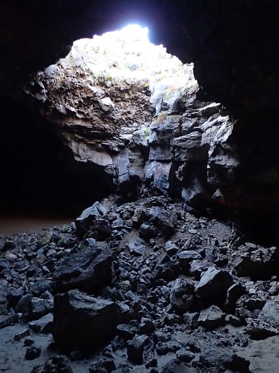 Pluto's Cave Northern California