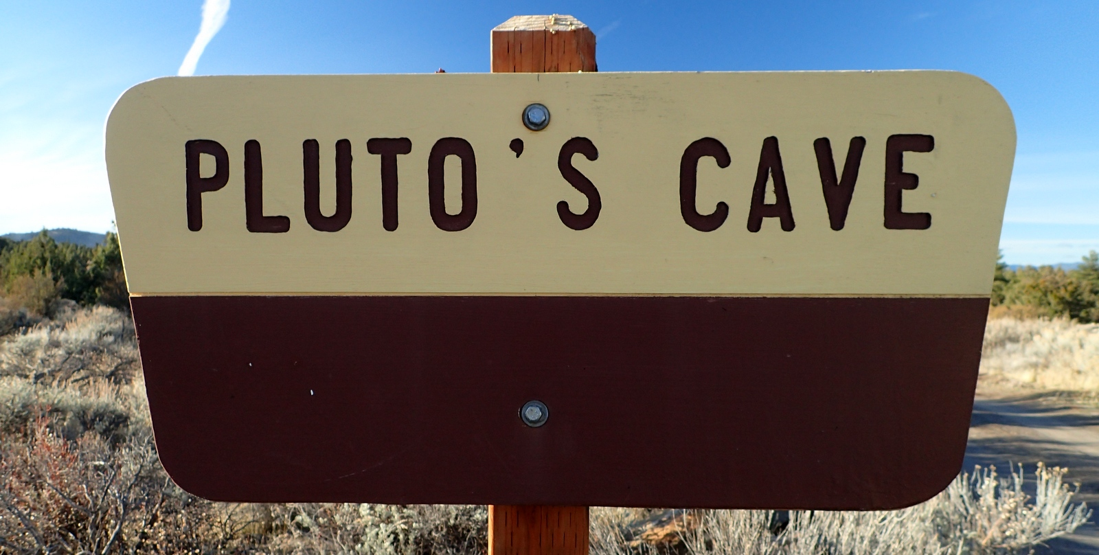 Pluto's Cave Northren California