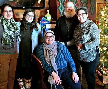 2016 12 25:  Christmas, Door County, Al Johnson's