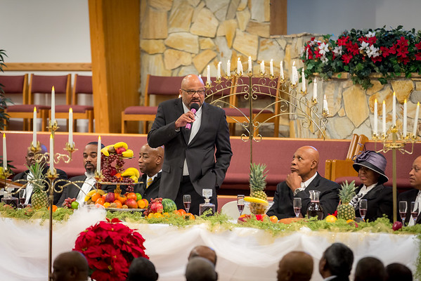 2016-12-31 Sabbath Divine Service (Pastor Barry Black)
